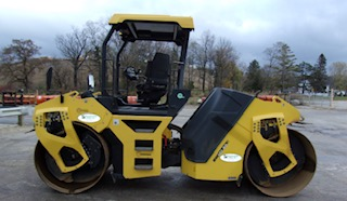 Yellow Compacter